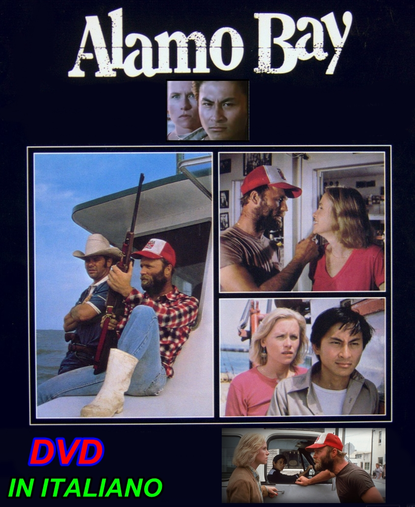 ALAMO_BAY_DVD_1985_IN_ITALIANO_Ed_Harris_Amy_Madigan