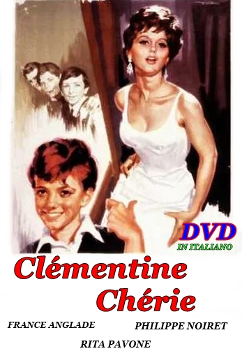 CLEMENTINE_CHERIE_-_DVD_1963_RITA_PAVONE_-_France_Anglade_-_IN_ITALIANO