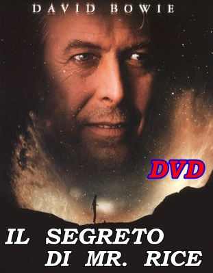IL_SEGRETO_DI_MR._RICE_DVD_David_Bowie