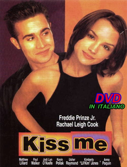 KISS_ME_-_DVD_1999_IN_ITALIANO_Rachael_Leigh_Cook_,_F.Prinze_jr