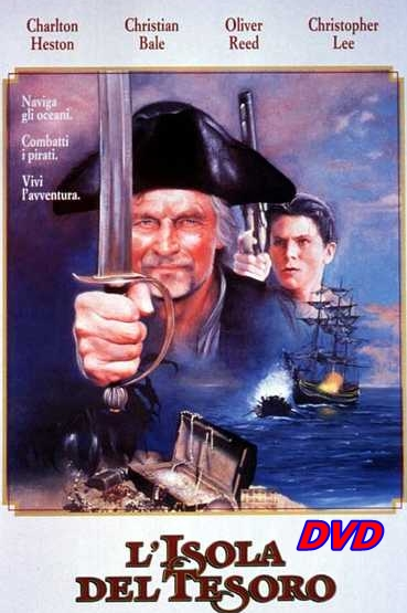 L%27ISOLA_DEL_TESORO_-_DVD_1990_Charlton_Heston_,_Oliver_Reed_Christopher_Lee_Christian_Bale