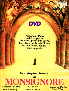 MONSIGNORE_-_DVD_1982_Christopher_Reeve_IN_ITALIANO_G.Bujold