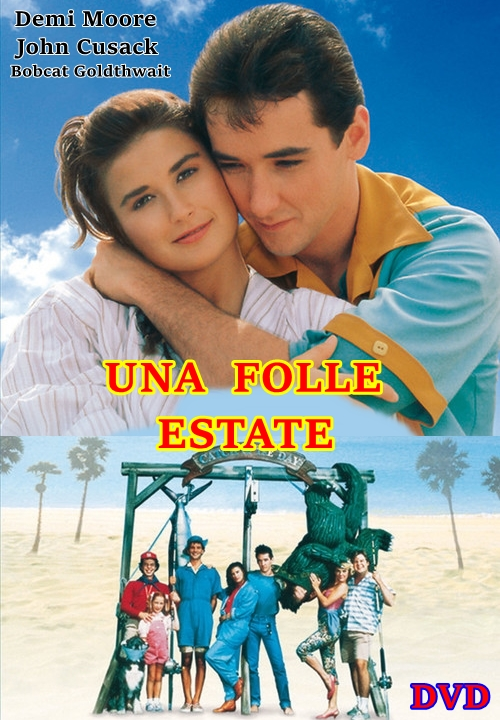 UNA_FOLLE_ESTATE_DVD_1986_John_Cusack