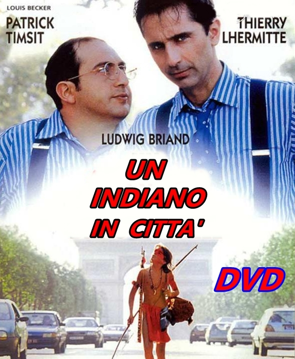 UN_INDIANO_IN_CITTA'__DVD_1994_Thierry_Lhermitte__A._Dombasle